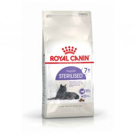 Royal Canin - Croquettes Sterilised 7+ pour Chat Senior