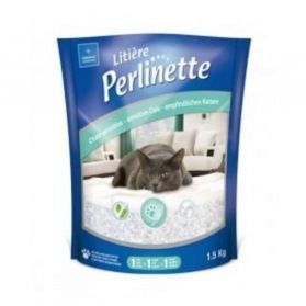 Demavic - Litière Perlinette pour Chat Sensible - 1,5Kg