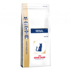 Royal Canin - Croquettes Veterinary Diet Renal pour Chat - 4Kg