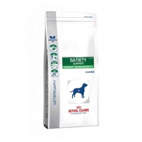 Royal Canin - Croquettes Veterinary Diet Satiety Weight Management pour Chien - 12Kg