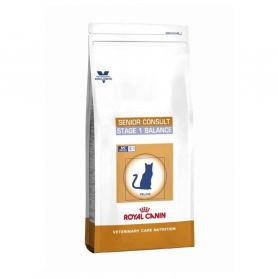 Royal Canin - Croquettes Veterinary Care Senior Consult Stage 1 Balance pour Chat