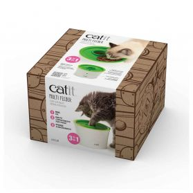 Cat It - Distributeur de Nourriture Senses 2.0