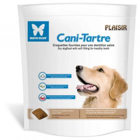 Martin Sellier - Friandises Cani-Tartre pour Chiens - 300g