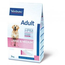 Virbac - Vet HPM - Adult Large & Medium - 16kg