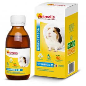 Animalis - Vitamines C pour Cochon d'Inde - 250ml