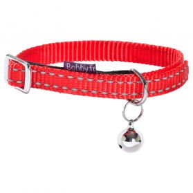 Bobby - Collier SAFE pour Chat - Rouge