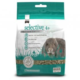 Supreme Science - Aliments Selective +4 pour Lapin - 350g