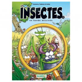 Bamboo Édition - Les insectes - Tome 1