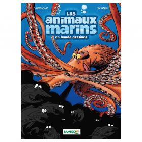 Bamboo Édition - Les animaux marins - Tome 2
