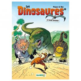 Bamboo Édition - Les dinosaures - Tome 1
