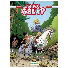 Bamboo Édition - Triple Galop - Tome 2