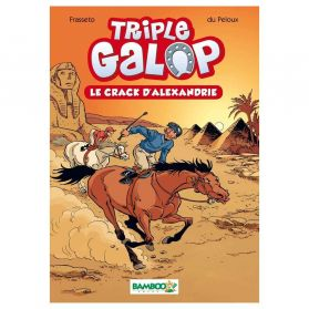 Bamboo Édition - Poche Triple Galop, Le crack d'Alexandrie - Tome 2