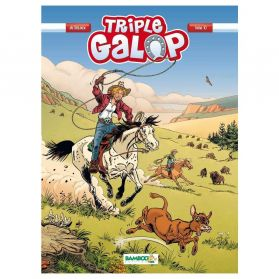 Bamboo Édition - Triple Galop - Tome 10
