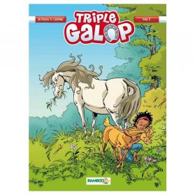 Bamboo Édition - Triple Galop - Tome 11