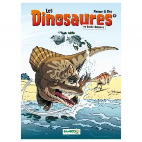 Bamboo Édition - Les dinosaures - Tome 4