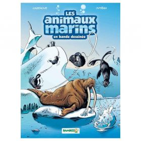 Bamboo Édition - Les animaux marins - Tome 3