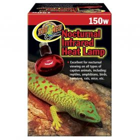 Zoomed - Lampe Chauffante Infrarouge pour Reptiles - 150W