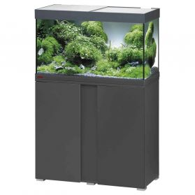 Eheim - Aquarium Vivaline LED de 126L avec Meuble - Anthracite