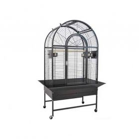 Montana - Cage New Jersey pour Perroquets - Anthracite