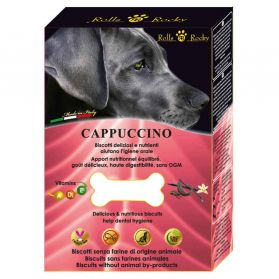 Rolls Rocky - Biscuits Naturels Cappuccino pour Chiens - 400g