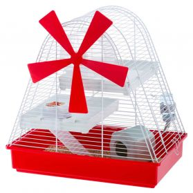 Ferplast - Cage Magic Mill pour Hamsters