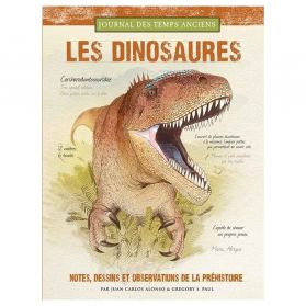 Grenouille Editions - Les Dinosaures