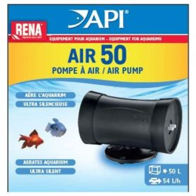 Rena API - Pompe à Air New Air 50 pour Aquarium