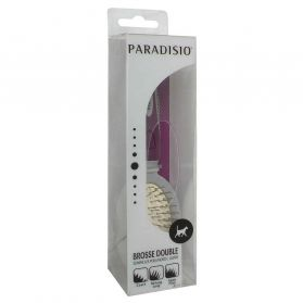 Paradisio - Brosse Double pour Chat