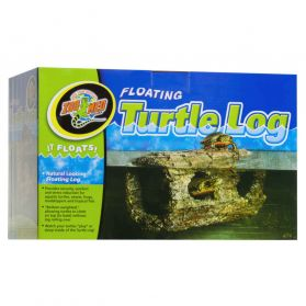 Zoomed - Rondin Flottant Floating Turtle Log pour Tortues