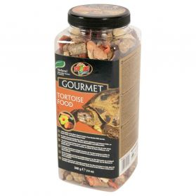 Zoomed - Alimentation Gourmet pour Tortues Terrestres - 340g