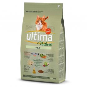 Ultima Nature - Croquettes au Saumon pour Chat - 1,25Kg