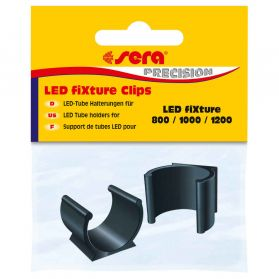 Sera - Clips Tubes LED pour Support fiXture