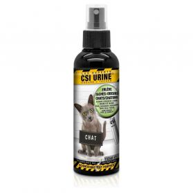 CSI Urine - Spray Enzymatique pour Chat et Chaton - 150ml