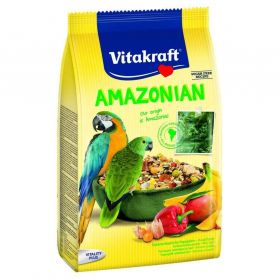 Vitakraft - Menu Complet Amazonian pour Perroquets - 750g