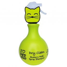 Pet Head - Spray Shampoing Sec Dry Clean pour Chat - 450ml