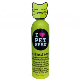 Pet Head - Shampoing Anti-chute De Shed Me pour Chat - 354ml