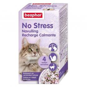 Beaphar - Recharge Calmant 30J No Stress pour Chat - 30ml