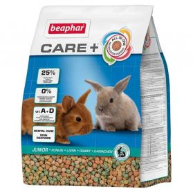 Beaphar - Aliment Premium Care+ pour Lapin Junior - 1,5Kg