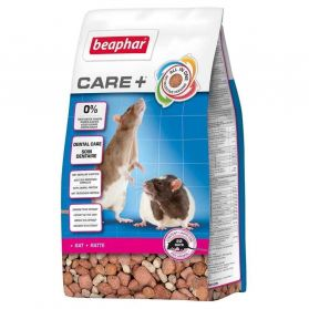 Beaphar - Aliment Premium Care+ pour Rat - 250g