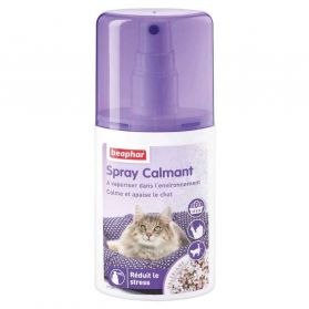Beaphar - Spray Calmant Anti-stress pour Chat - 125ml
