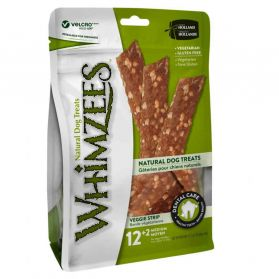 Whimzees - Friandises Lamelle Veggie Dog Treats M pour Chien - x14