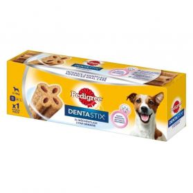 Pedigree - Bâtonnets DentaStix Advanced Oral Care S pour Chien - 40g