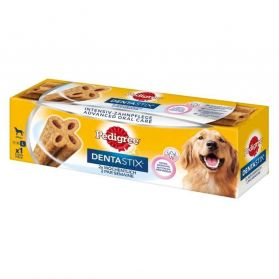 Pedigree - Bâtonnets DentaStix Advanced Oral Care L pour Chien - 120g