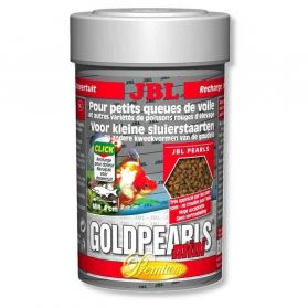JBL - Aliment Goldpearls Mini pour Poisson - 100ml