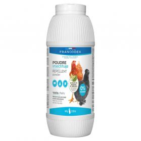 Francodex - Poudre Insectifuge pour Volaille - 640g