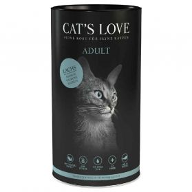 Cat's Love - Croquettes ADULT au Saumon pour Chats - 1Kg