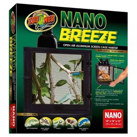 Zoomed - Habitat Vivarium Nano Breeze