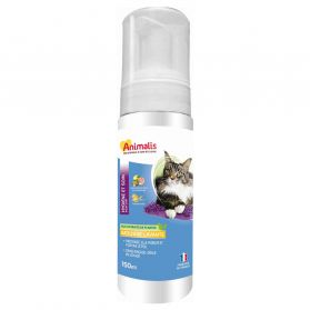 Animalis - Mousse Lavante pour Chat - 150ml