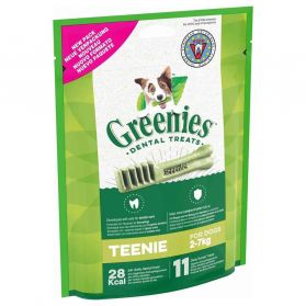 Greenies - Friandises Sticks Dentaires TEENIE pour Chien Mini - x11
