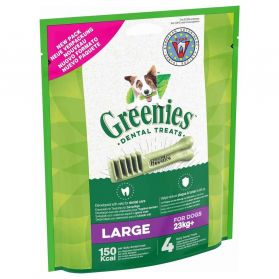 Greenies - Friandises Sticks Dentaires LARGE pour Grand Chien - x4